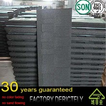 best selling good quality new arrival metal building material stone coated metal roof tile