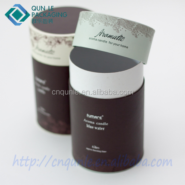 Promotional Paper Mailing Cardboard Tube Gift Packing