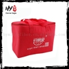 Brand new non woven insulated thermal lined cooler bag with low price