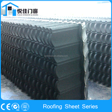 Good quality stone coated roofing sheet with fireproof roofing tile