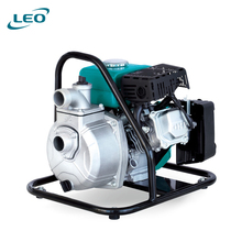 LEO Air-cooled Manual Engine Agricultural Gasoline Water Pump