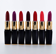 Intense Matte Lipsticks natural-organic-lipstick Cosmetic Company Private Label Lipstick