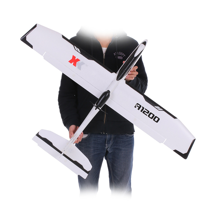 Global Drone XK A1200-A rc plane rtf with Fixed-wing 5.8G FPV 1080P 3D/6G aircraft engines 2.4G 6CH S-FHSS EPO.jpg