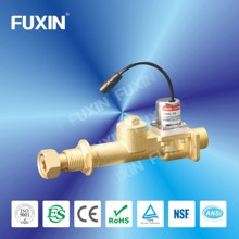 solenoid brass washing machine water valve