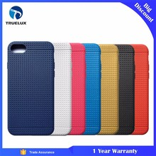 2017 New Arrival Colorful Honeycomb TPU Cover Case For iPhone 7
