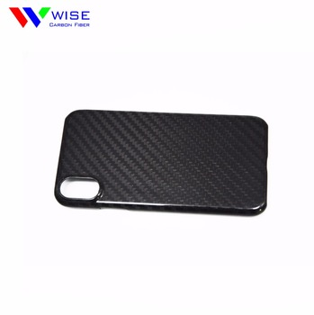 Factory direct selling carbon fiber phone cover