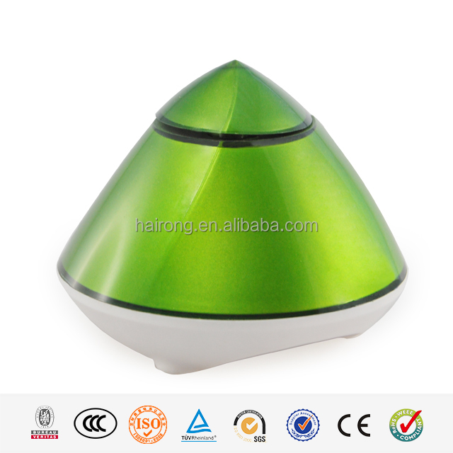 Hairong Pyramid Shaped bluetooth speaker desktop speaker wireless speaker