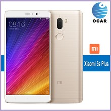 Original Xiami MI 5s Plus 128GB xiaomi mi 5 phone ROM 128GB RAM 6GB Cell Phone Mi 5S Plus Snapdragon 821 Quad Core mobile phone