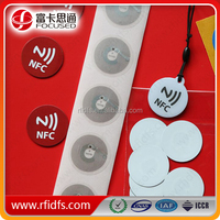 Shenzhen China manufacturer custom low cost NFC tag for access control