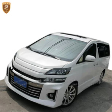 2009-2014 PU material 100% fitment GS body kit for alpha
