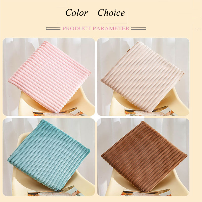 Wholesale  Hot Selling Confortable Design Cotton   Solid Pillow Cushion