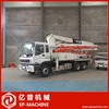 Factory price 39m ISUZU Truck mounted concrete pump truck for sale