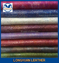 PU Foil Leather Raw Material for Shoes and Bags
