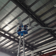 SY-73 HVLS air cooling large industrial ceiling fan
