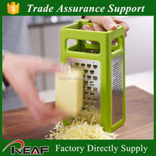 2015 Stainless steel 4 in 1 fodable kitchen avocado slicer
