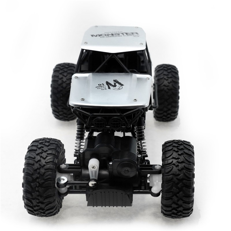 Chinatopwin 2.4G 1:18Remote control car alloy climbing monster nitro rc car
