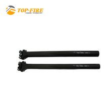full carbon toray t700 seat post for road mtb bicycle 350mm 400mm high quality carbon road bike parts