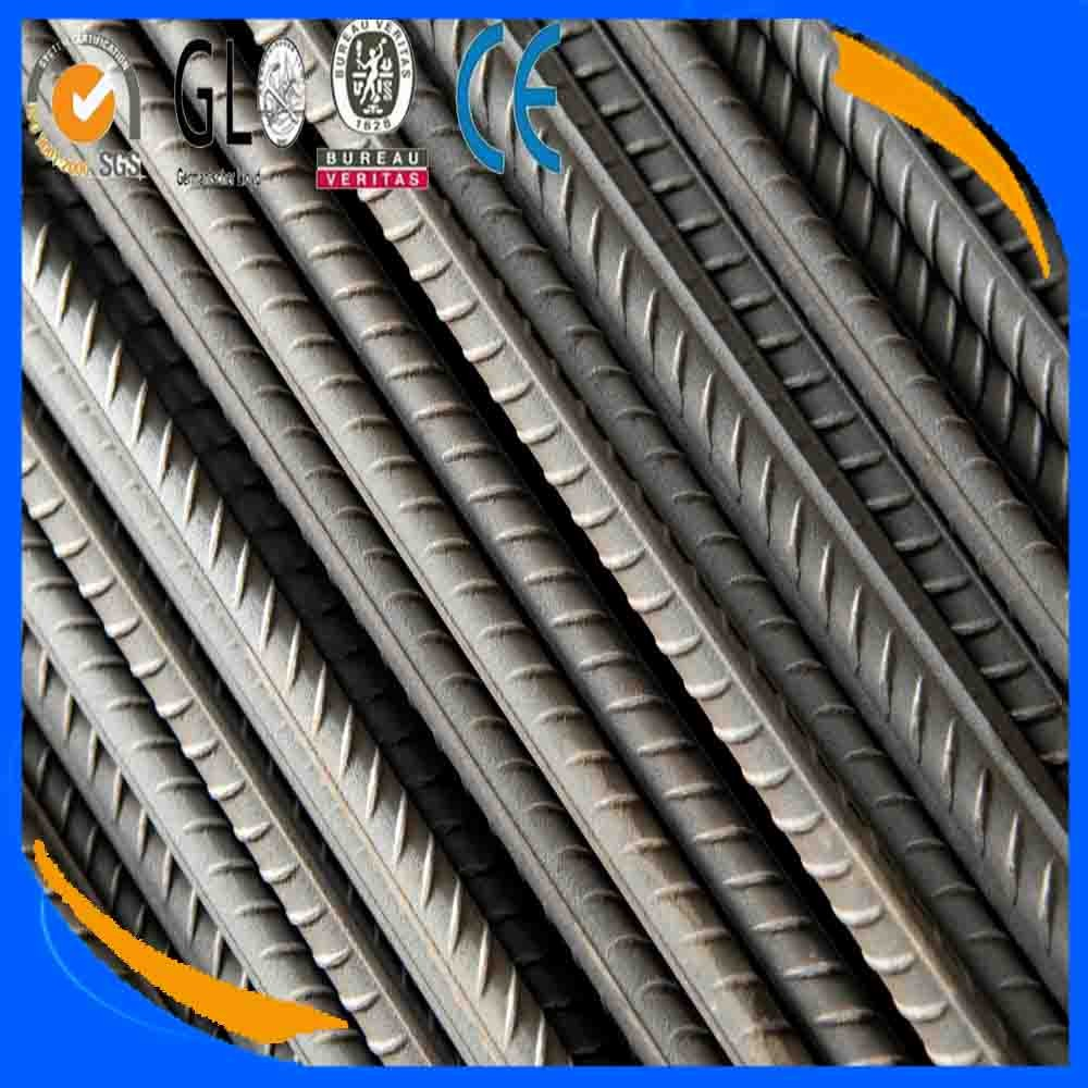 In stock standard rebar length steel rebar prices 5.5mm steel wire rod price of 1kg iron steel