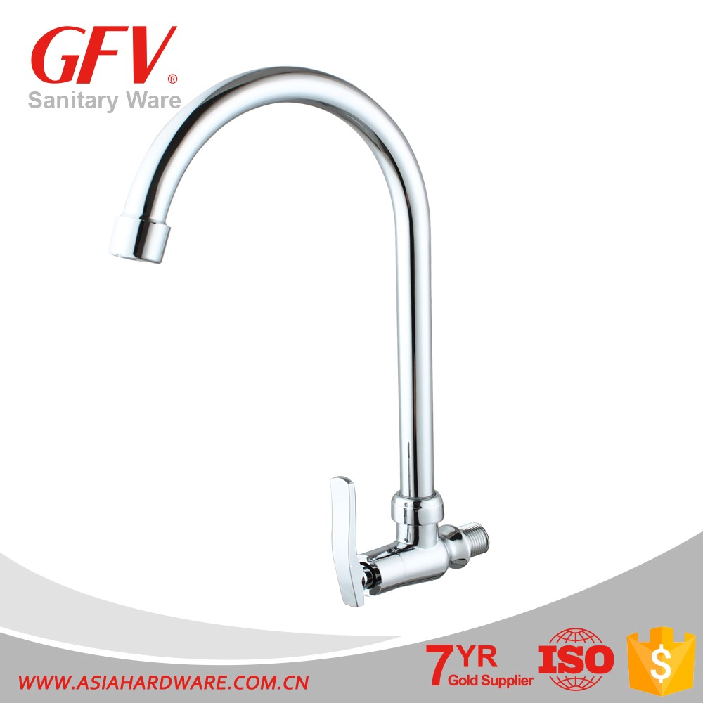 gfv k1103 brand new single hole kitchen faucet and water