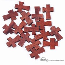 Mini Wood Craft Crosses