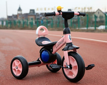 childrenrid on car for baby tricycle flicker tricycle