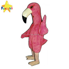Funtoys CE Customized Animal Flamingo Mascot Costume