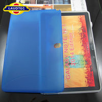 Made in China High Quality Matte TPU Gel Case For Samsung Galaxy Note 10.1