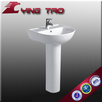 china ceramic sink double sink and urinal sink with hot plate ceramic bowl pedestal