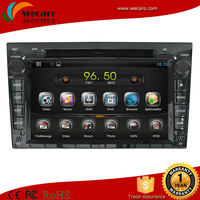 Wecaro android 4.4 car gps for opel vivaro radio dvd car