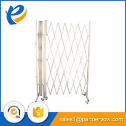 Top Manufacturer made school safety portable expandable fence