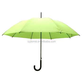 58.5cm*8k auto open straight umbrella to Korea