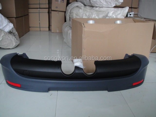 hot sale and top quality for vw golf 5 R32/GTI/jetta rear/tail bumper assy