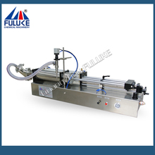 2015 FLK Gmp Standard Pneumatic Sour Cream Filling Machine for sale