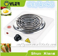 electric hot plate electric stove burner covers cast iron SX-A01A