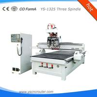 1325 cnc router aluminium composite panel vacuum 4x8 ft cnc router wood pattern making machine