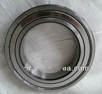 open type no shield bearing 6028 deep groove ball bearing