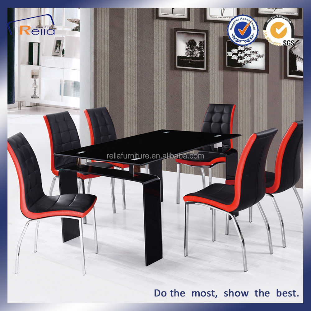 heavy-duty restaurant cheap dining table and chair