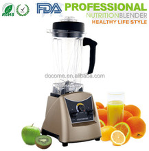 New fashion design products 2016 multi function electric food blender for home and commercial ues Professional food processor