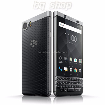 BlackBerry KEYone 4.5'' 32 GB 3 GB RAM 12MP Silver Android 7.1 Phone