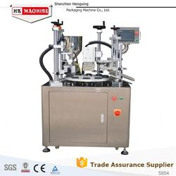 Ultrasonic PVC Pipe Filling Sealing Machine Plastic Tube Sealer