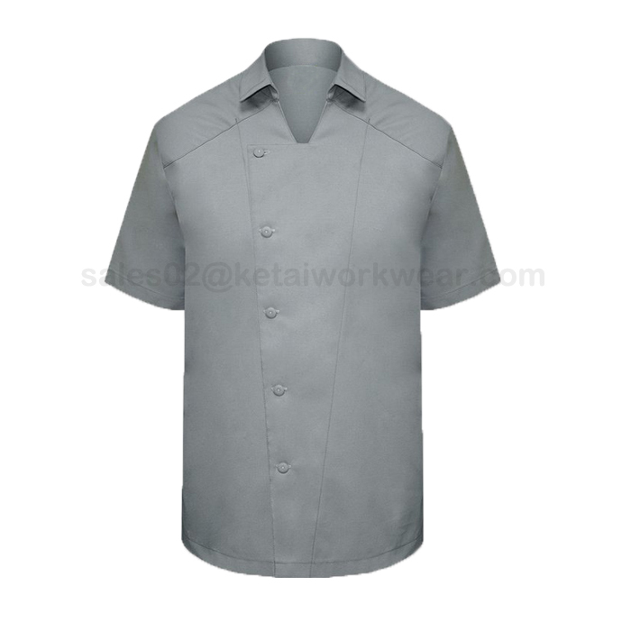Best price short sleeve best chef coats chef uniform