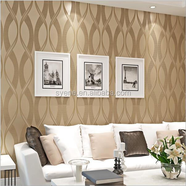 China Decor Wallpaper Company Yiwu Home Decoration 3d Custom Home