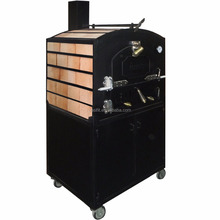 Commercial Insulated Brick Indoor/Outdoor Wood Fired Pizza Oven/Gas Fired Pizza Oven