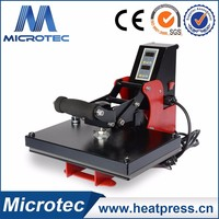 Lowest Price Small Size T shirt heat press machine,heat transfer press machine