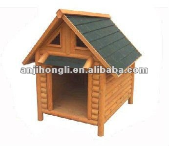 Natural Wooden Pet Home