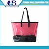 China manufacturer factory direct sale tote bags pvc custom