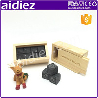 AIDIEZ Design Customization Whisky Stone With Logo For Cooling Drink