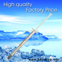 Silver HY710 TU10A Silicone Thermal Grease