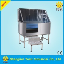 Popular in the world Pet shop equipment grooming bath tub