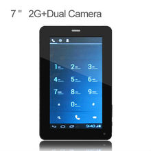 7 inch irobot tablet pc mid with 2G phone call